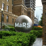Photo taken at MaRS Discovery District by Andrew B. on 6/1/2012