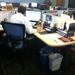 Photo taken at Troy's Cubicle by Cheralyn H. on 6/8/2012