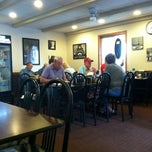 Photo taken at Franks Restaurant by Timothy G. on 4/25/2012