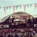 Photo taken at ROCK IN JAPAN FESTIVAL by Ryo K. on 8/5/2012