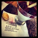 Photo taken at Apollo, le restaurant by Alexandre V. on 5/16/2012