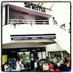 Photo taken at Sinema Old School by James P. on 4/20/2012