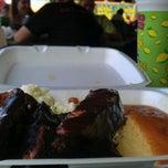 Photo taken at Kathleen Bryant Festival Park by Hayden C. on 9/8/2012