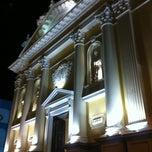 Photo taken at Catedral Metropolitana de Nossa Senhora da Ponte by Vitor Diogo A. on 6/30/2012