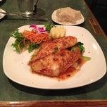 Photo taken at Jasmine Thai Restaraunt Sushi Bar by Paula H. on 3/4/2012