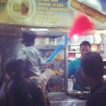 Photo taken at Pushpa Snacks Bar by Jitendra S. on 6/3/2012