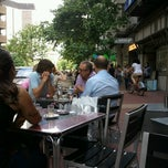 Photo taken at Bar la Bellota by Santiago B. on 6/11/2012