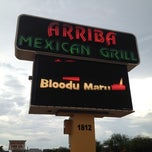 Photo taken at Arriba Mexican Grill by ÄRT Ë. ⛳️ on 7/14/2012