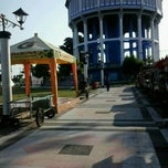 Photo taken at Alun - Alun Kota Magelang by richie r. on 7/5/2012
