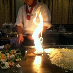 Photo taken at Kyoto Steakhouse by Anthony S. on 8/15/2012