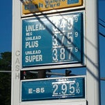 Photo taken at Valero by Kelly M. on 6/16/2012