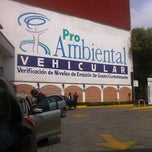 Photo taken at Verificentro by Pedro E. on 3/31/2012