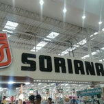 Photo taken at Soriana by Astro B. on 5/13/2012