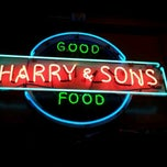 Photo taken at Harry & Son's by Alex T. on 2/16/2012