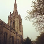 Photo taken at Seabury Western Theological Seminary by Thanapon N. on 5/4/2012