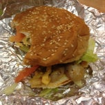 Photo taken at Five Guys by Shannon W. on 9/2/2012
