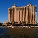 Photo taken at The Westin Savannah Harbor Golf Resort & Spa by Dan H. on 3/6/2012
