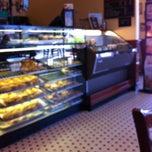 Photo taken at Noah's New York Bagels by Jennifer C. on 8/1/2012