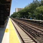 Photo taken at Metro North - Greystone Train Station by Tom W. on 6/10/2012