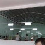 Photo taken at Gor ASTEC by heri c. on 3/31/2012