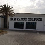 Photo taken at BASF Kanoo Gulf FZE by Mo E. on 3/27/2012