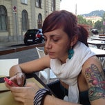 Photo taken at COW Burger Restaurant by Silvia C. on 7/7/2012