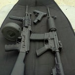 Photo taken at Finger Lakes Shooting Range by Ian H. on 9/7/2012