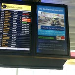 Photo taken at Airport Departure Lounge by Clive C. on 9/6/2012