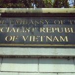 Photo taken at Embassy of the Socialist Republic of Vietnam by Jane K. on 5/21/2012