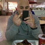 Photo taken at Food court table with the Nabe by Steven P. on 3/7/2012