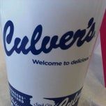 Photo taken at Culver's by Mike D. on 2/7/2012