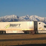 Photo taken at Swift Transportation by 🚚 Sarah M. on 2/4/2012