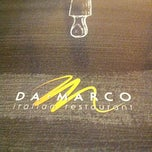 Photo taken at Da Marco by Marco P. on 5/22/2012