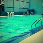 Photo taken at Swimming Pool Hotel Tiara by Aldy C. on 3/18/2012
