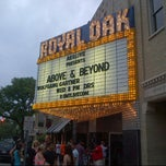 Photo taken at Royal Oak Music Theatre by vik on 7/19/2012