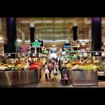 Photo taken at Grand Central Market by Leonardo D. on 4/20/2012