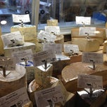 Photo taken at Beecher's Handmade Cheese by brandy L. on 7/5/2012