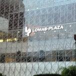 Photo taken at Lomas Plaza by Daniel Z. on 6/9/2012