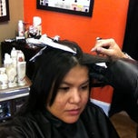 Photo taken at Couture Salon by C R. on 2/26/2012