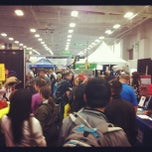 Photo taken at 2012 Bike Expo New York by BurgerConquest D. on 5/5/2012
