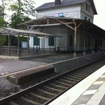 Photo taken at Bahnhof Ennepetal by Olli V. on 5/31/2012