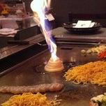 Photo taken at Banzai Hibachi Steakhouse by Joe N. on 4/7/2012