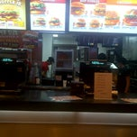 Photo taken at Burger King by Pande A. on 6/15/2012