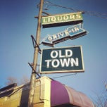 Photo taken at Old Town Liquors by Anna A. on 2/27/2012