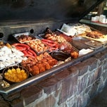 Photo taken at Hard Eight BBQ by JOSHUA B. on 5/10/2012