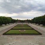 Photo taken at Treptower Park by Alexey A. on 6/23/2012