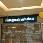Photo taken at Magazine Luiza by Filipe G. on 8/26/2012