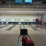 Photo taken at Fireside Lanes by Jerome W. on 2/23/2012