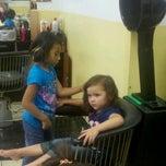Photo taken at Ewa Hair And Nail Salon by Cindy G. on 7/4/2012