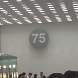 Photo taken at Sala/Gate 75 by Fernando M. on 4/29/2012